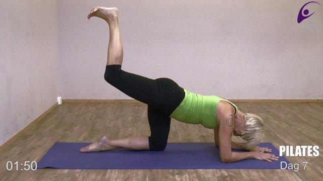 7-Pilates 7 minuten