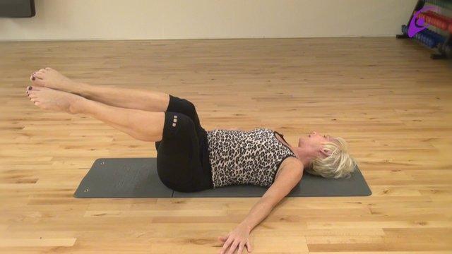 14-Pilates 7 minuten