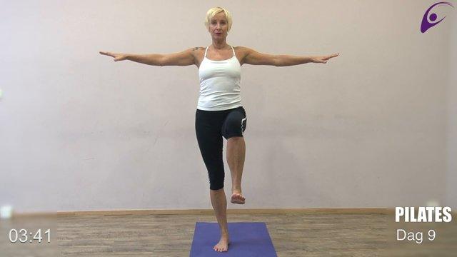 9-Pilates 7 minuten