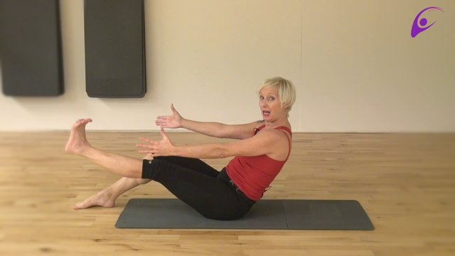16-Pilates 7 minuten