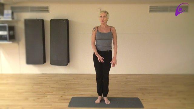 18-Pilates 7 minuten