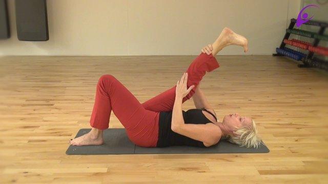 20-Pilates stretch