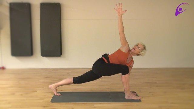 15-Pilates Stretch