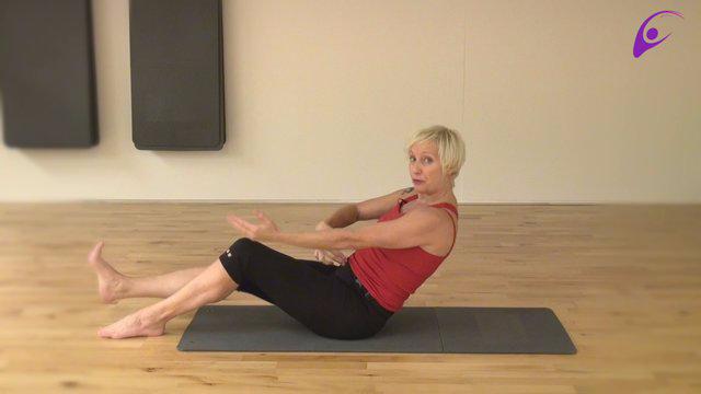 11-Pilates 7 minuten