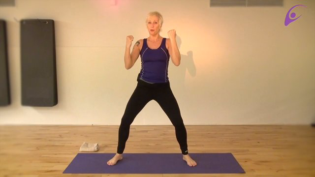 Nummer 9:  15 minuten Fatburning Fit